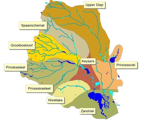 Map-of-catchment