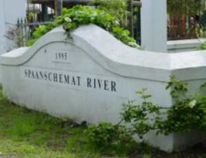 Spaanschemat river